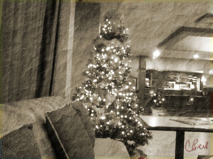 Old Time Christmas Tree - MannyBell