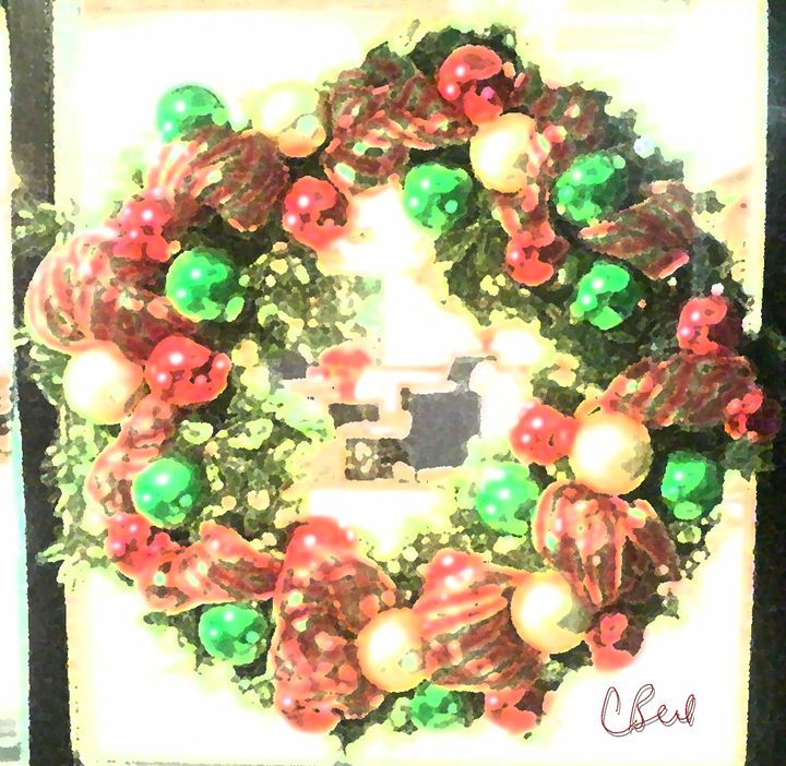 Lovely Wreath - MannyBell