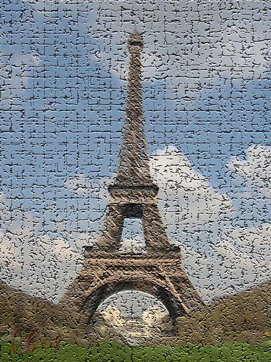 Eiffel Tower - MannyBell