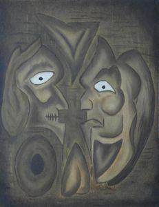 Posturing Faces