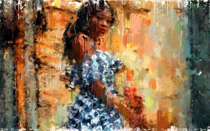 African Beauty - Tony Luza