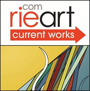 rie art current works gallery