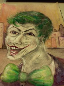 Joker's night in town