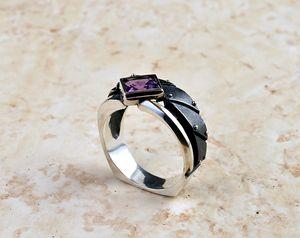 "Silver Ring ""Interrogendum 2"""