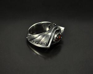"""Silver Ring """"Amarendum"""""""