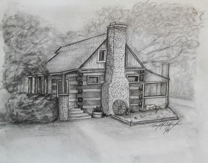 Old Matt's Cabin - Tony McCullough