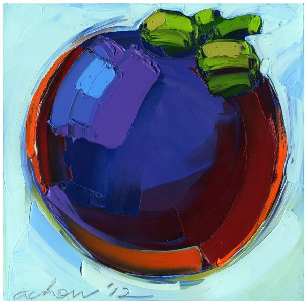 Brilliant Mangosteen 10x10 Modern - Hearts of Life
