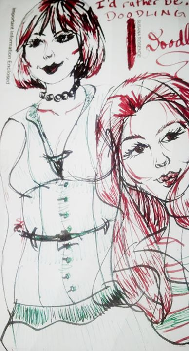 Redheads - Susana María Rosende