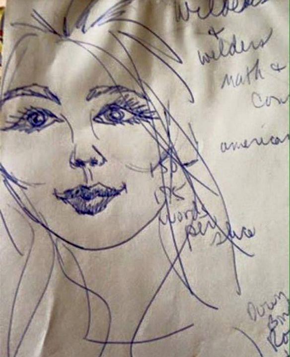 Face Doodle - Susana María Rosende