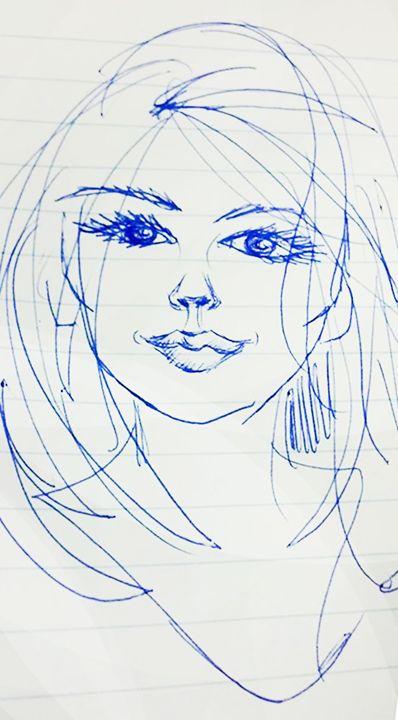 Post-It Doodle - Susana María Rosende