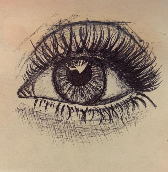 Pen Work - Amber Mlouhi