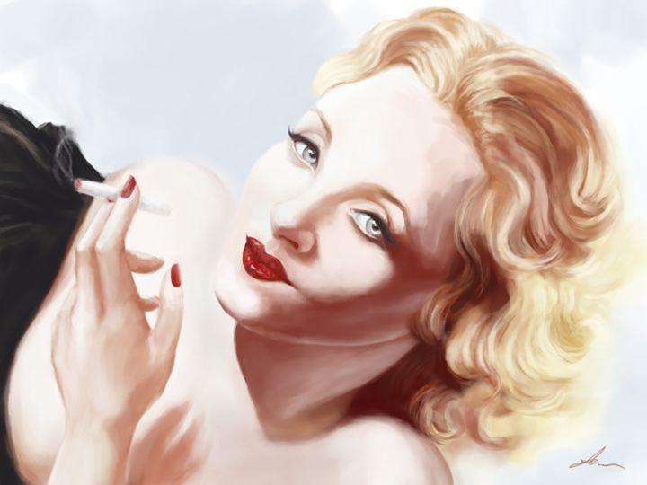 50's Lady - Lilach Netzer - Artist