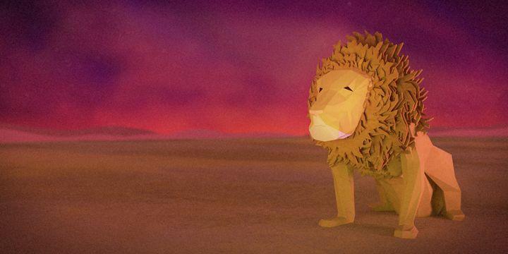 Lion 1 - Leon H