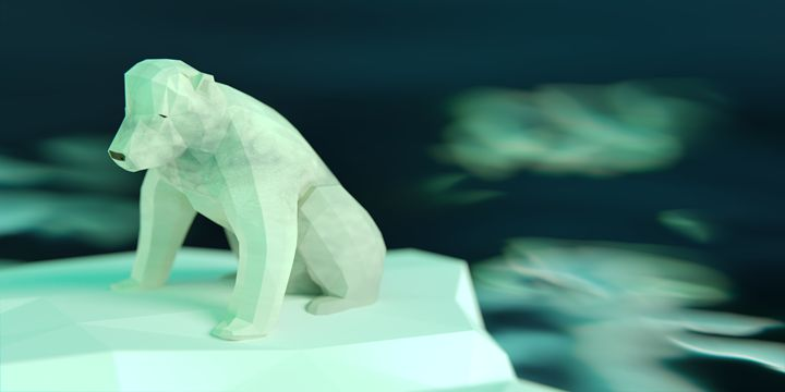 Polar Bear 1 - Leon H