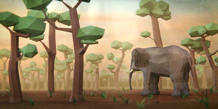 Elephant 2 - Leon H