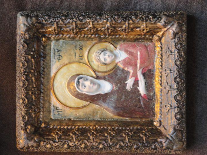 Virgin Mary of kazan - True Artisan Gallery