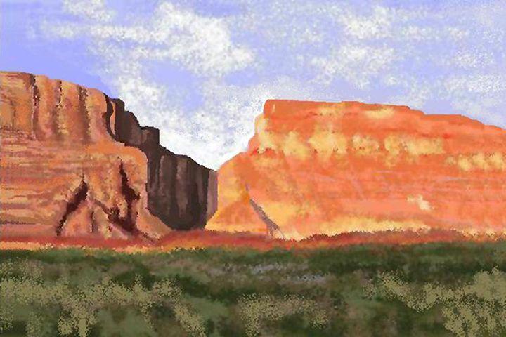 Big Bend - C. K. Boyd Art