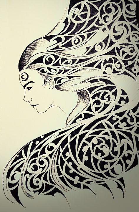 Goddess - Zen Enso