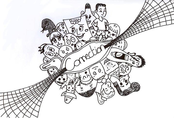 Connect - Dorema's Doodles