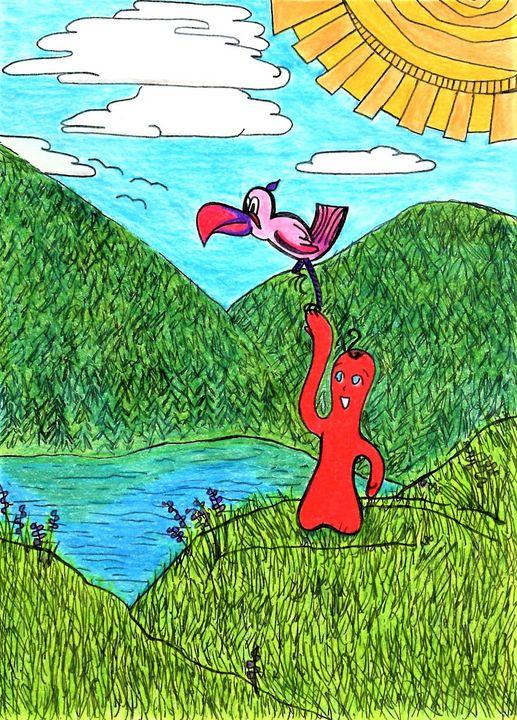 EPSON MFP image - Dorema's Doodles