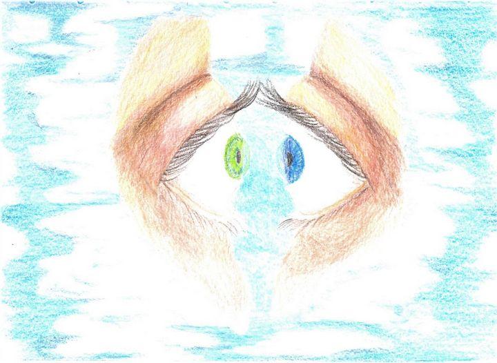 Eye to eye - Dorema's Doodles