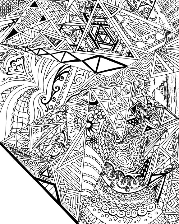 Triangles - Dorema's Doodles