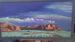 Day over the mesas