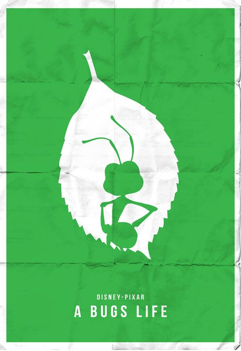 A Bugs Life - Brad Greathouse Design