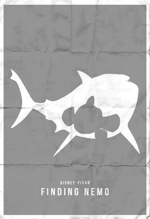 Finding Nemo - Brad Greathouse Design