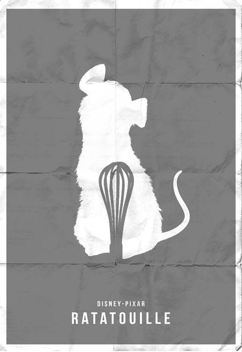 Ratatouille - Brad Greathouse Design