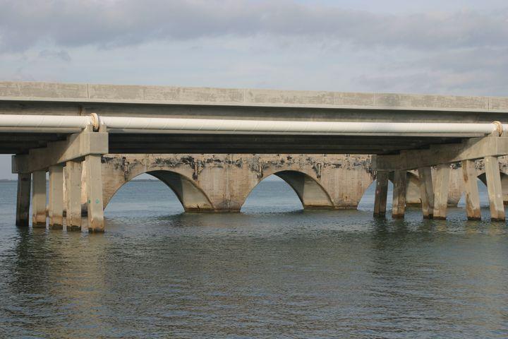 7-Mile Bridge - Armond Blackwater