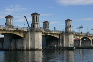 7-Mile Drawbridge - Armond Blackwater