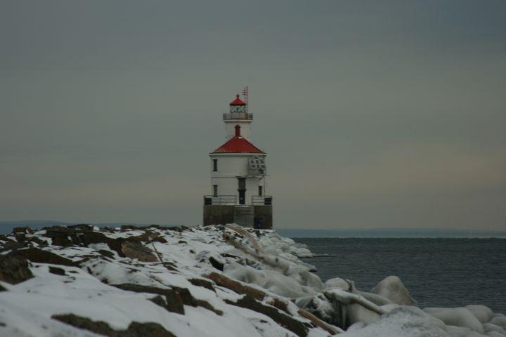 Wisconsin Point Lighthouse 1 - Armond Blackwater