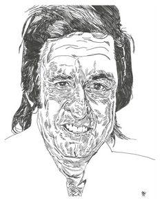 Johnny Cash 80's