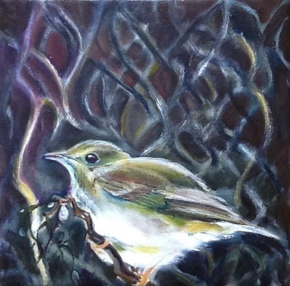 Sparrow - Saira Zhang