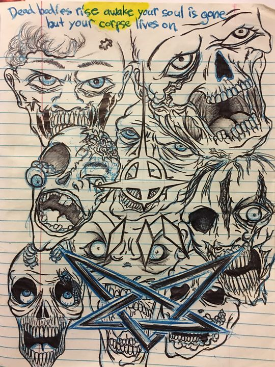 Dead Bodies - J.J.