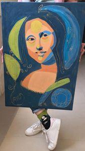 La nouvelle Mona Lisa