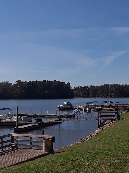 boat dock SC. - Dawn's Charm