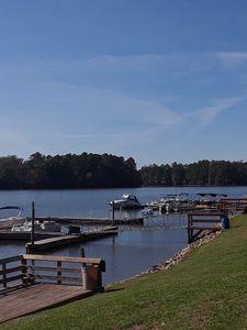 boat dock SC.