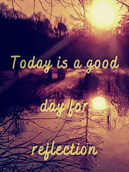 Reflections - Dawn of faith