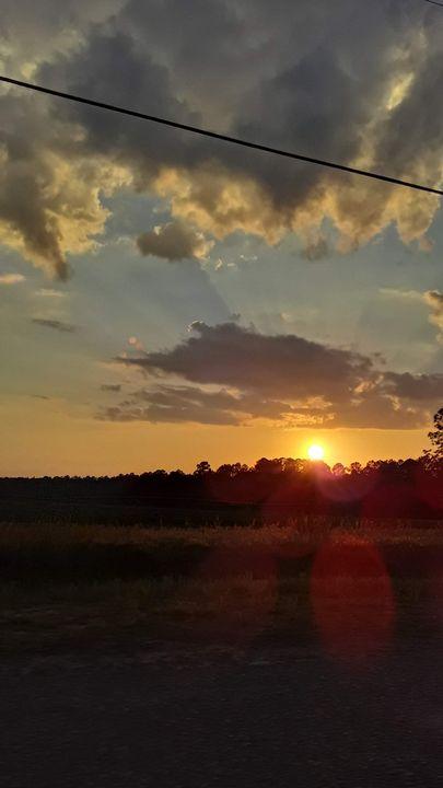 Scenic beauty - Dawn's Charm