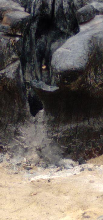 Scary cave ,, or..... - Dawn of faith