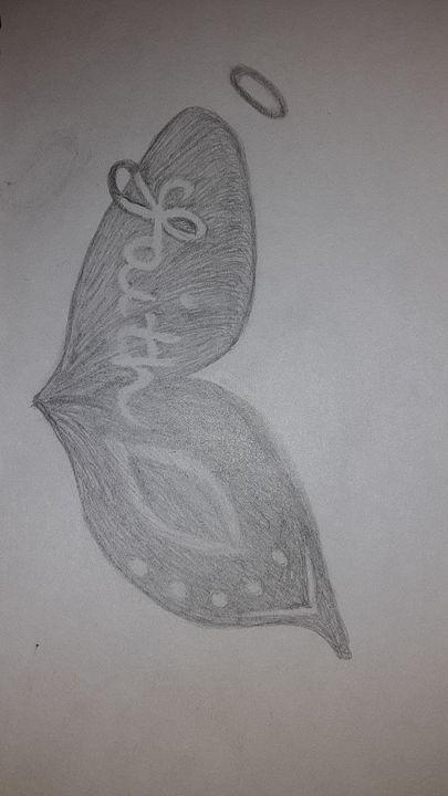 Sketch of faith - Dawn of faith