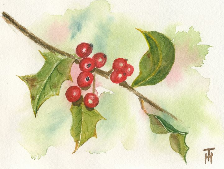 Holly - Hlasko Art