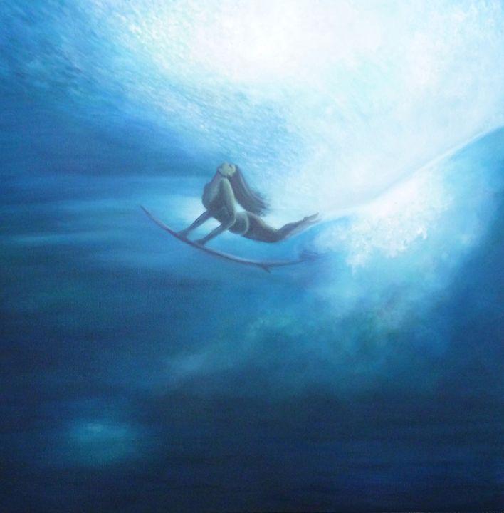 Surfer Rising - Jane Indigo