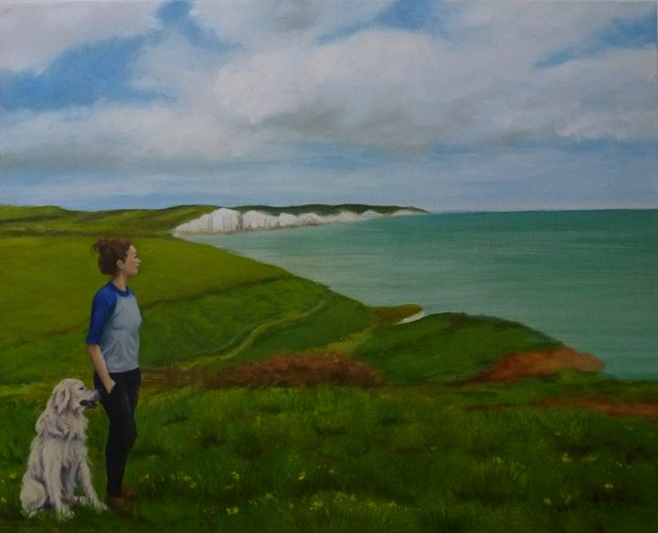 The Sea Watch - Jane Indigo