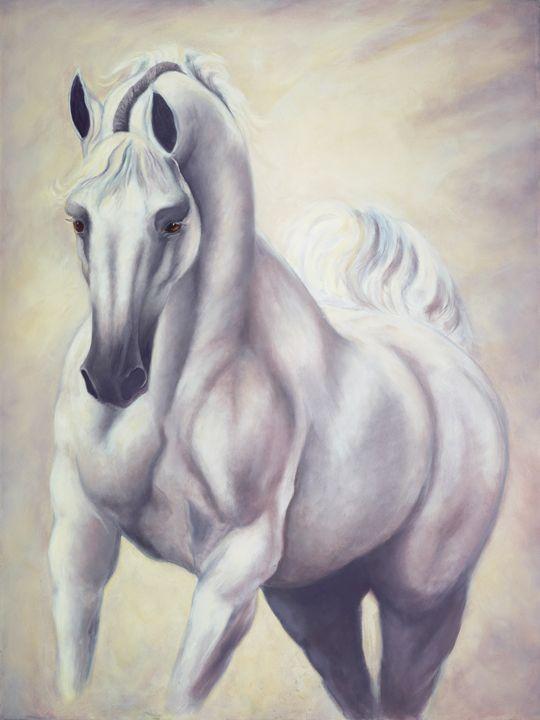 Arabian Stallion - Jane Indigo
