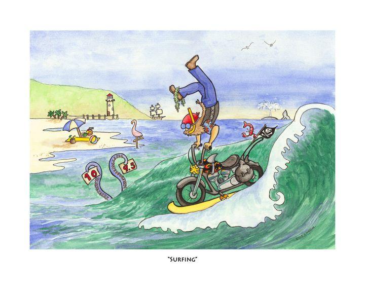 Surfing - D. Koehler