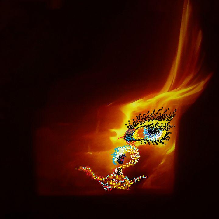 FIRE SMILE - elona