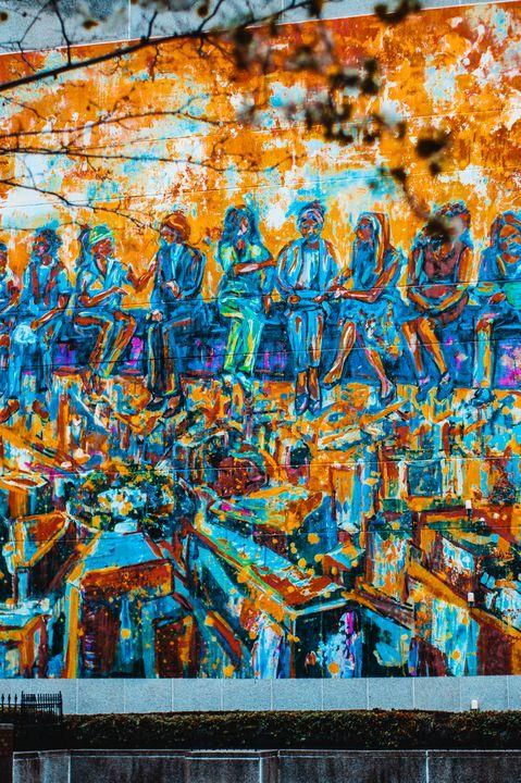 Big wall art - Chris Griffith